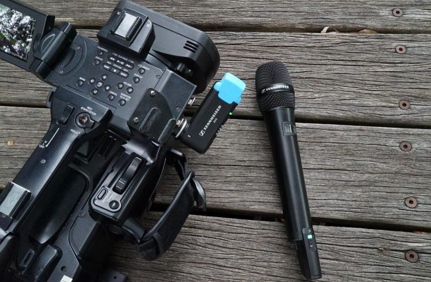 AVX kameramikrofonok