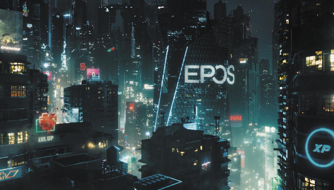 Az EPOS nemzetközi gaming hadjáratra indul