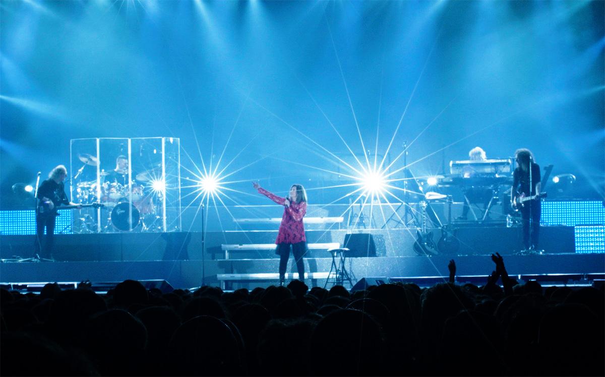 A DAS Audio Koncz Zsuzsa Aréna koncertjén bizonyított