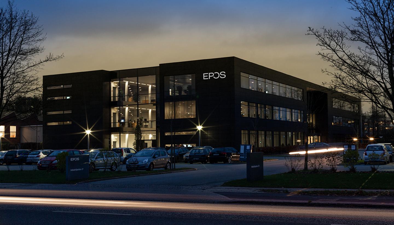 A Demant bejelentette az EPOS megalapítását